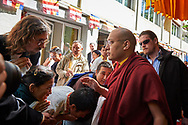 His Holiness Karmapa, Europe, 2016