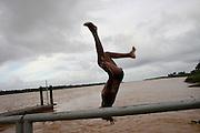 Belmonte_BA, Brasil...Rio Jequitinhonha em Belmonte, Bahia...The Jequitinhonha river in Belmonte, Bahia...Foto: LEO DRUMOND / NITRO