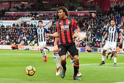Nathan Ake (5) of AFC Bournemouth during the Premier League match between Bournemouth and West Bromwich Albion at the Vitality Stadium, Bournemouth, England on 17 March 2018. Picture by Graham Hunt.