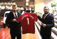 Jose Mourinho arrives at Lowry Hotel - 17 Jan 2018