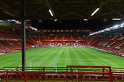 The Valley before the Sky Bet Championship match between Charlton Athletic and Preston North End at The Valley, London, England on 20 October 2015. Photo by David Charbit.
