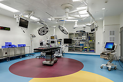An Oppersting room with medical equipment