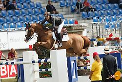 Cordon Pilar, (ESP), Gribouille du Lys<br /> Team and 1th individual qualifier <br /> FEI European Championships - Aachen 2015<br /> © Hippo Foto - Dirk Caremans<br /> 19/08/15