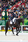 Nathalie zu Sayn Wittgenstein - Digby<br /> Alltech FEI World Equestrian Games™ 2014 - Normandy, France.<br /> © DigiShots