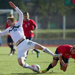 20120229: SLO, Football - U21 Friendly match, Slovenia vs Norway