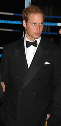 PRINCE WILLIAM at the 2008 Boodles Boxing Ball in aid of the charity Starlight held at the Royal Lancaster Hotel, London on 7th June 2008.<br /> <br /> NON EXCLUSIVE - WORLD RIGHTS
