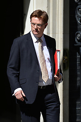 Image ©Licensed to i-Images Picture Agency. 10/06/2014. <br />  <br /> Danny Alexander leaves a cabinet Meeting at 10 Downing Street, London, UK. Tuesday 10th of June 2014<br /> <br /> Picture by Ben Stevens / i-Images
