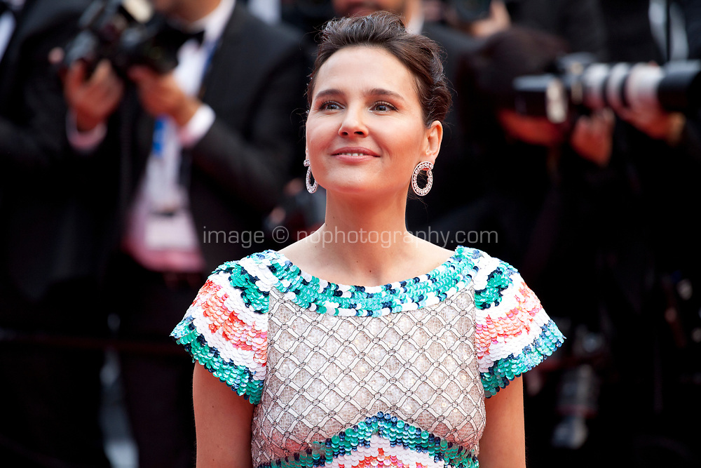 Virginie Ledoyen at the Opening Ceremony and The Dead Don't Die gala screening at the 72nd Cannes Film Festival Tuesday 14th May 2019, Cannes, France. Photo credit: Doreen Kennedy