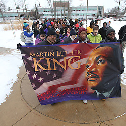 MLK Day March 2014