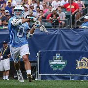 North Carolina Attackman STEVE PONTRELLO (0) looks to pass the ball during the second half of The NCAA Division I NATIONAL CHAMPIONSHIP GAME between North Carolina and Maryland, Monday, May. 30, 2016 at Lincoln Financial Field in Philadelphia, Pa