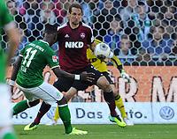 2:0 Tor Eljero Elia (Bremen), re. Emanuel Pogatetz (Nuernberg)<br /> Fussball Bundesliga, SV Werder Bremen - 1. FC Nürnberg 3:3<br /> Norway only<br /> <br /> Norway only