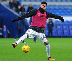 Marcelo of Fulham warms up - Mandatory by-line: Nizaam Jones/JMP- 26/12/2017 -  FOOTBALL - Cardiff City Stadium - Cardiff, Wales -  Cardiff City v Fulham - Sky Bet Championship