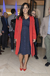 May 3, 2019 - Madrid, Spain - Begoña Villacís to the party  presentation of the Mutua Madrid Open 2019, at the Prado Museum in Madrid, Spain, 03 May 2019. The Mutua Madrid Open runs from 3 until 12 May 2019. (Credit Image: © Oscar Gonzalez/NurPhoto via ZUMA Press)