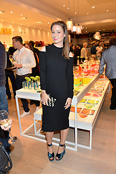 KELLY EASTWOOD at the ;launch of the Conran Shop at Selfridge's, Oxford Street, London on 22nd September 2015.