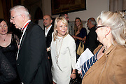 HELEN FEILDING; , Man Booker prize 2011. Guildhall. London. 18 October 2011. <br /> <br />  , -DO NOT ARCHIVE-© Copyright Photograph by Dafydd Jones. 248 Clapham Rd. London SW9 0PZ. Tel 0207 820 0771. www.dafjones.com.
