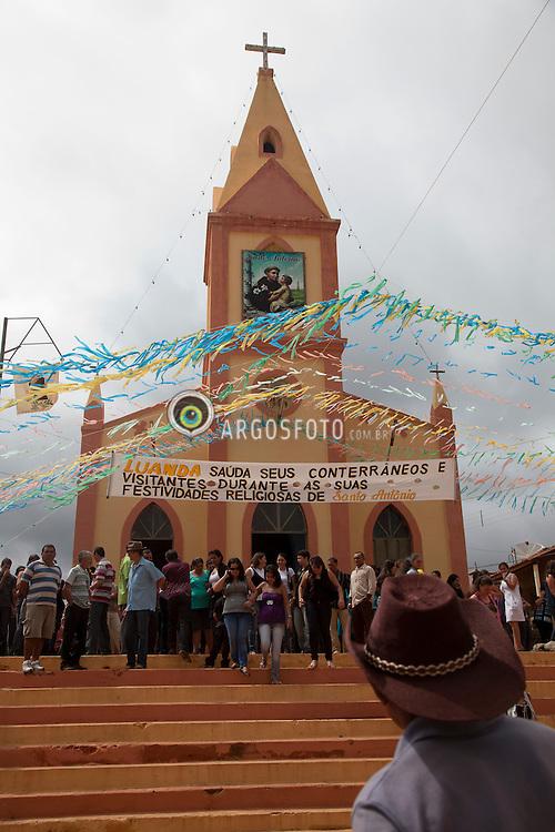 Festa de Santo Antonio, padroeiro do  distrito de Luanda, em Serra Talhada-PE / Feast of St. Anthony in the district of Luanda, Serra Talhada, In Pernambuco, Brazil.