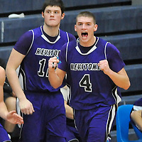 2.27.2012 Keystone vs Northwestern Boys Varsity Basketball