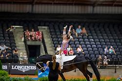Fritz Daniela, AUT, Fairytale, Lunger Lehrmann Maria<br /> World Equestrian Games - Tryon 2018<br /> © Hippo Foto - Stefan Lafrenz<br /> 19/09/18