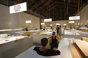12th Biennale of Architecture. Arsenale. Italy exhibition.