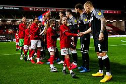 Mascots - Rogan/JMP - 12/02/2020 - Ashton Gate Stadium - Bristol, England - Bristol City v Derby County - Sky Bet Championship.
