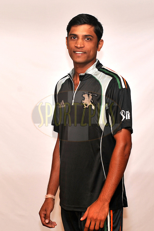 Ganesh gaikwad..Photo by Pal Pillai/BCCI/SPORTZPICS