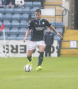 Kyle Benedictus - Dundee v Peterhead, League Cup at Dens Park<br /> <br />  - &copy; David Young - www.davidyoungphoto.co.uk - email: davidyoungphoto@gmail.com