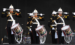 Diversity perform - Photo mandatory by-line: Joe Meredith/JMP - Mobile: 07966 386802 - 14/09/14 - The Invictus Games - Day 4 - Closing Ceremony - London - Queen Elizabeth Olympic Park
