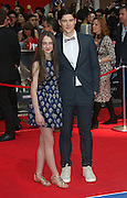 April 26, 2016 -Raffey Cassidy attending 'Captain America: Civil War' European Film Premiere at Vue Westfield in London, UK.<br /> ©Exclusivepix Media