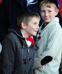 - Photo mandatory by-line: Joe Meredith/JMP  - Tel: Mobile:07966 386802 11/11/2012 - Bristol City v Charlton Athletic - SPORT - FOOTBALL - Championship -  Bristol  - Ashton Gate Stadium -