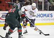 OKC Barons vs Houston Aeros - 10/16/2011