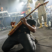 The Roots perform at the Martell Home event at Union Market DC in Washington, D.C. (Photo by Kyle Gustafson)