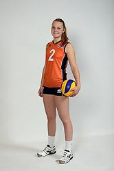 13-05-2014 NED: Selectie Nederlands volleybal team mannen, Arnhem<br /> Op Papendal werd het Nederlands team volleybal seizoen 2014-2015 gepresenteerd / Anne Hesselink