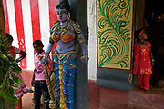 Thaipusam festivities, Hatton, Sri Lanka