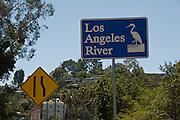 Tujunga Wash sub watershed San Fernando Valley CA; California,