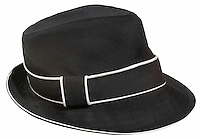 black canvas hat by jigsaw
