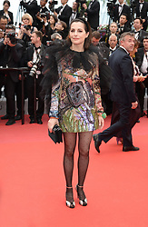 May 14, 2019 - Cannes, France - CANNES, FRANCE - MAY 14: Amira Casar attends the opening ceremony and screening of ''The Dead Don't Die'' during the 72nd annual Cannes Film Festival on May 14, 2019 in Cannes, France (Credit Image: © Frederick InjimbertZUMA Wire)
