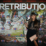 London,England,UK. 5th September 2017.Soheila Clifford attend the Retribution Film Premiere at Empire Haymarket.