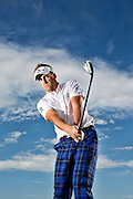 Ian Poulter Instruction at Lake Nona for Golf World Magazine. Ian Poulter