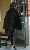 Kendall Jenner leaving her Soho apartment