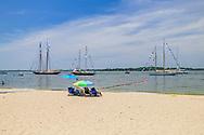 Crescent Beach aka Sunset Beach, Shelter Island, NY