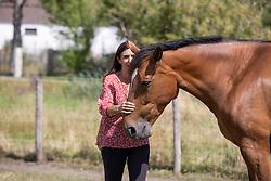 Van Vlaenderen Lieve, Noblesse van de Drie Leien<br /> Stal van de Drie Leien - Pittem 2020<br /> © Hippo Foto - Dirk Caremans<br /> 23/07/2020