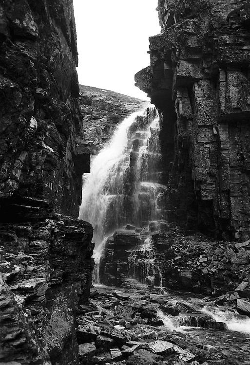 Rondane nationalpark i Norge
