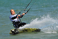 Kite Surf<br /> Foto: Dppi/Digitalsport<br /> NORWAY ONLY<br /> <br /> KITE SURF - MONDIAL DU VENT 2008 - LEUCATE (FRA) - 12 TO 20/04/2008 <br /> <br /> KARI SCHIBEVAAG - Norge