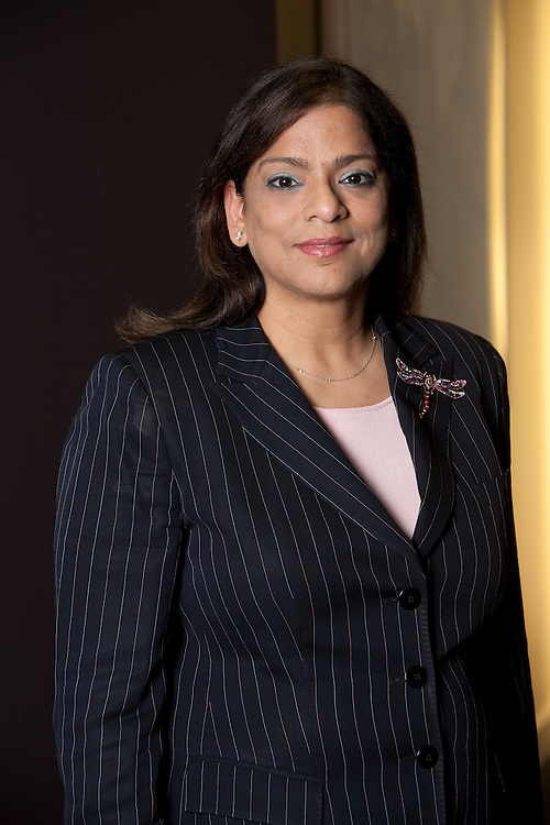 Subha Barry, Managing Director, Head of Global Diversity & Inclusion, Merrill Lynch, NYC, 3/11/09.