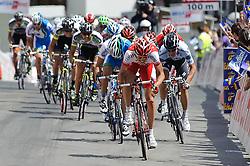 05.07.2011, AUT, 63. OESTERREICH RUNDFAHRT, 3. ETAPPE, KITZBUEHEL-PRAEGRATEN, im Bild Etappensieger Jens Keukeleire, (BEL, Cofidis) // during the 63rd Tour of Austria, Stage 3, 2011/07/05, EXPA Pictures © 2011, PhotoCredit: EXPA/ S. Zangrando