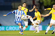 Beram Kayal, Brighton midfielder during the Sky Bet Championship match between Brighton and Hove Albion and Derby County at the American Express Community Stadium, Brighton and Hove, England on 3 March 2015.