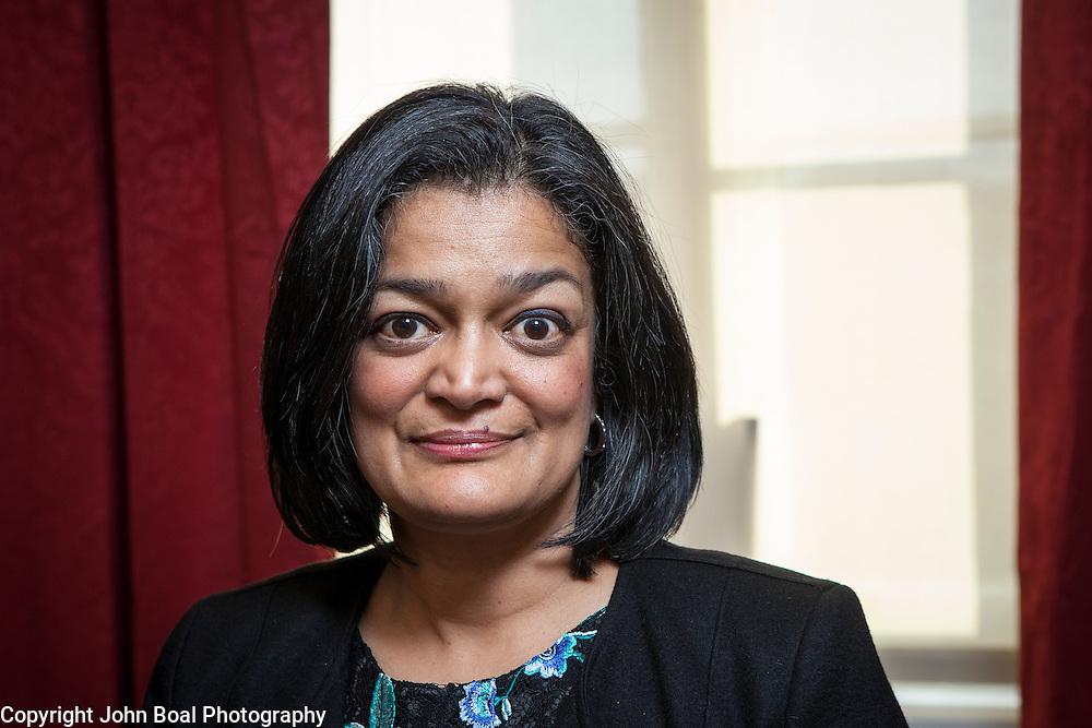 Representative Pramila Jayapal (D-WA, 7) on Tuesday, January 31, 2017.  John Boal photo/for The Stranger