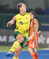 RAIPUR (India) . Dylan Wotherspoon (Aus) has scored 1-0.   . Semi Final Hockey Wold League Final  men . AUSTRALIA v THE NETHERLANDS.  © Koen Suyk/