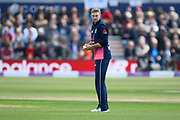 Joe Root of England during the One Day International match between England and Ireland at the Brightside County Ground, Bristol, United Kingdom on 5 May 2017. Photo by Graham Hunt.