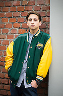 Varsity Jacket, Outside Fendi